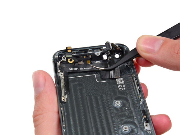 IPhone5S upper component assembly