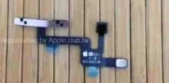 首次曝光的iPhone6 開關機與音量排線